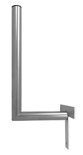 Anténní držák 25 na zeď průměr 42mm výška 46cm žár.