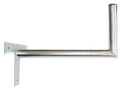 Anténní držák 50 na zeď průměr 42mm výška 26cm