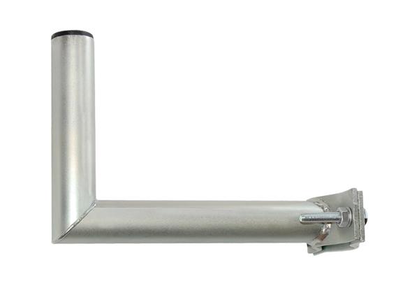 Anténní držák 35 na stožár s vlnkou průměr 42mm výška 16cm