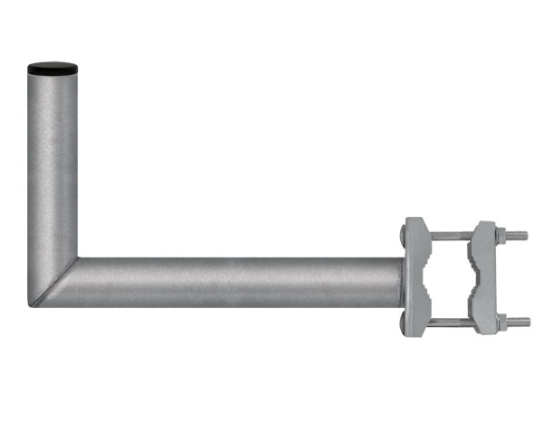 Anténní držák 35 na balkon s třmenem průměr 42mm výška 16cm
