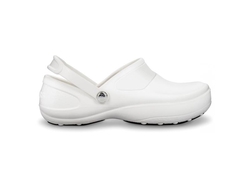 Boty Crocs Mercy Work - White/White W7 (37-38)