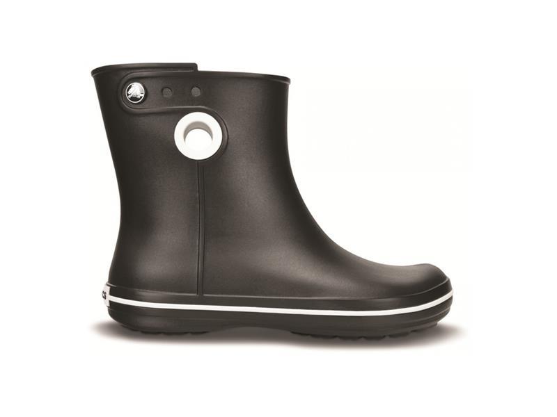 Boty Crocs Women's Jaunt Shorty Boot - Black W8 (38-39)