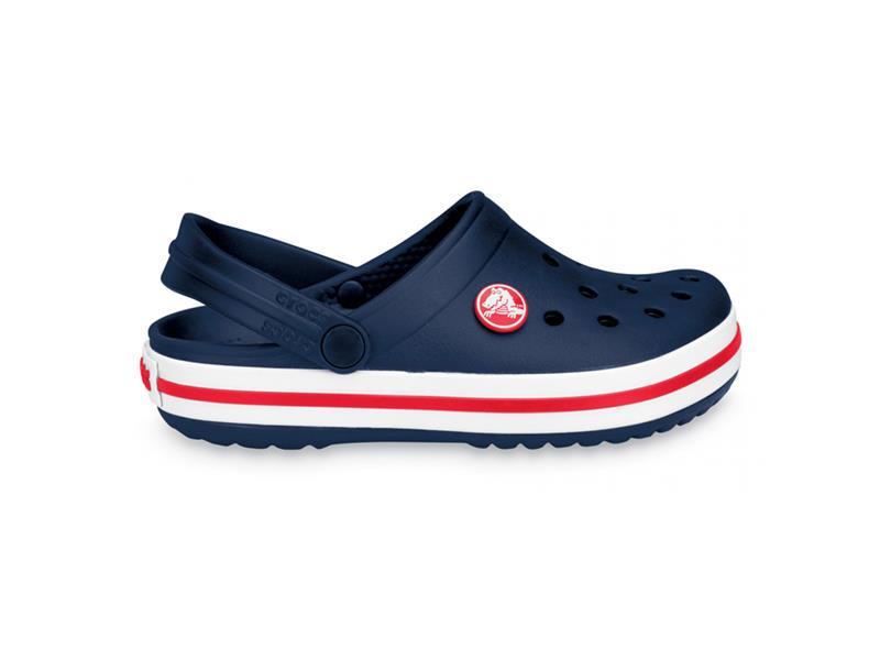 Boty Crocs Crocband Kids - Navy/Red J1 (32-33)