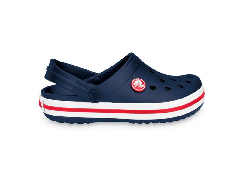 Boty Crocs Crocband Kids - Navy/Red J2 (33-34)