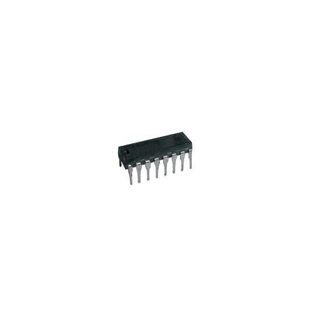 CMOS 4017  16P