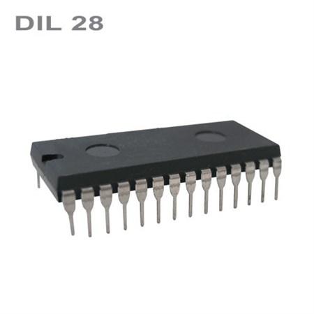 ATmega8-16PI    DIL28   IO