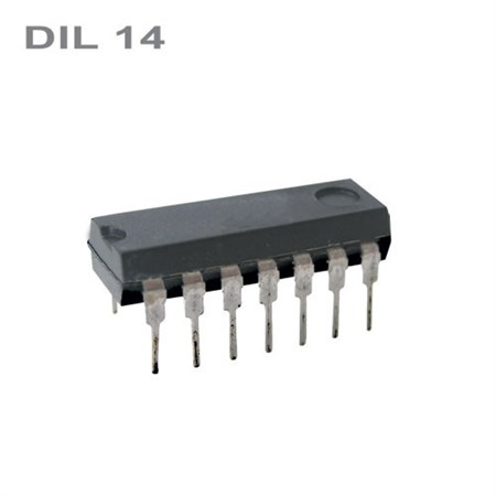 LM324N    DIL14   IO