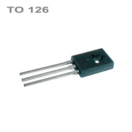 BD138  PNP 60V,1.5A,8W,75MHz  TO126  *