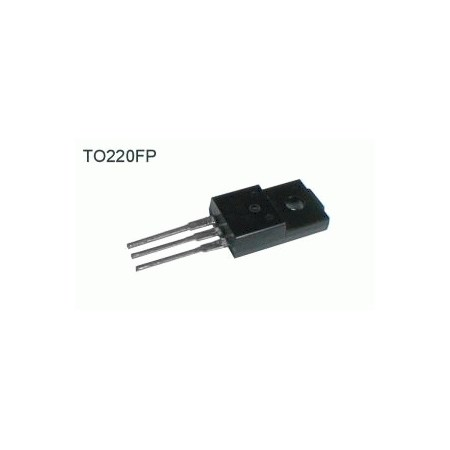 P4NB80FP  N-MOSFET 800V,4A,35W,3.3R  TO220F