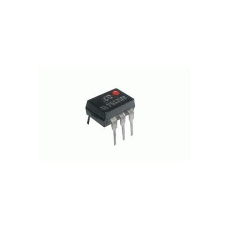 MOC3043 optotriak   DIL6