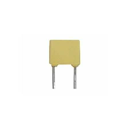 Kondenzátor svitkový 100N/63V  MKT  rm.5