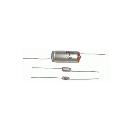 Kondenzátor svitkový 820p/63V TGL5155          C