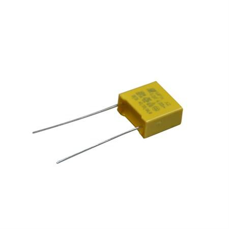 Kondenzátor svitkový 100nF, 310V, ±10%, rm. 10mm