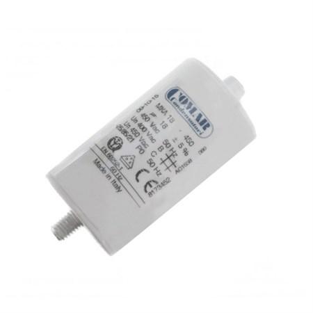 Kondenzátor rozběhový CFR 18uF/450Vac COM-MKA kabel