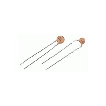 Kondenzátor keramický  10p/50V BMC  rm2.5   C