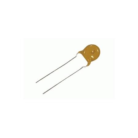 Kondenzátor keramický vysokonapěťový  1N5/3kV keramický rm7.5