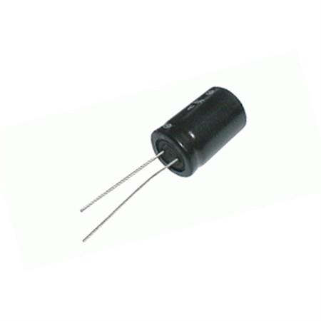 Kondenzátor elektrolytický   1G/6,3V 8x11  105°C  rad C