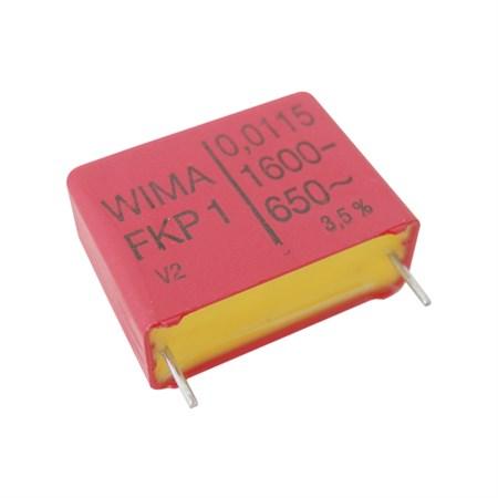Kondenzátor impulzní  11,5nF/1600V  RM 22,5mm