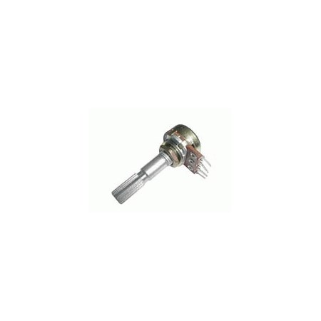 Potenciometr  10K/N  mono  6/30mm