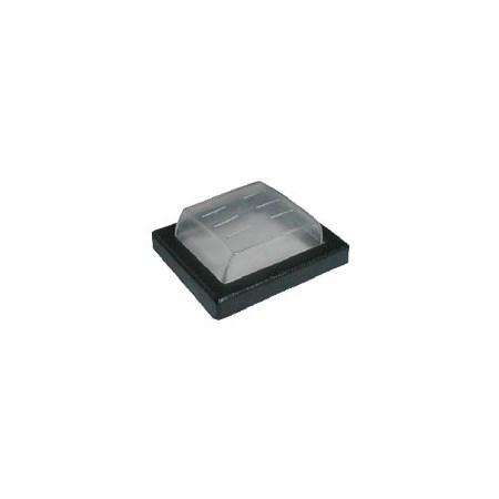 Přepínač kolébkový    gumová ochrana velká