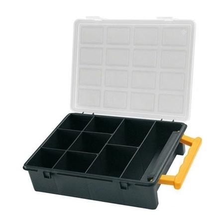 Krabička 242x188x60mm 9 sekcí
