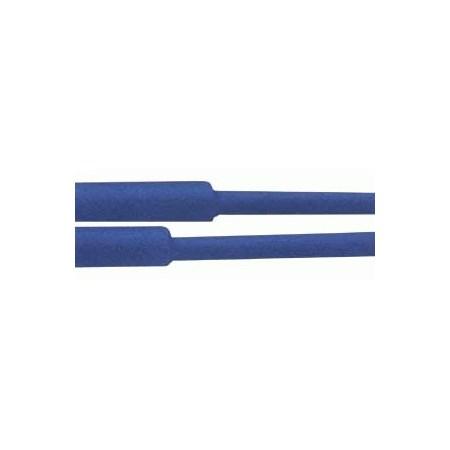 Bužírka smršťovací -  50.0 / 25.0mm modrá