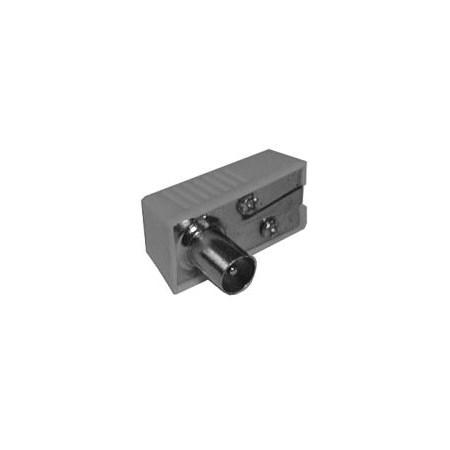Konektor anténní úhlový velký kabel