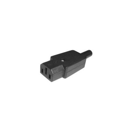 Zdířka AC k počítači kabel