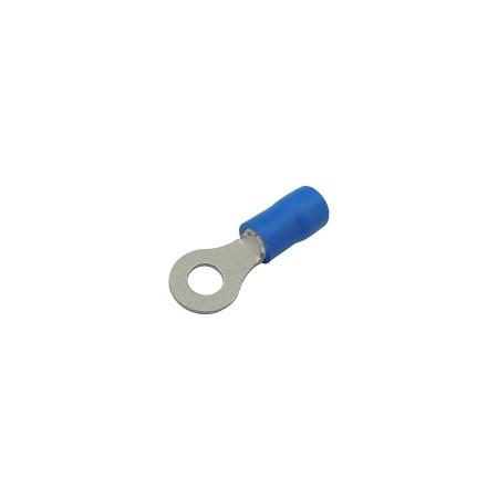Očko  4.3mm, vodič 1.5-2.5mm  modré