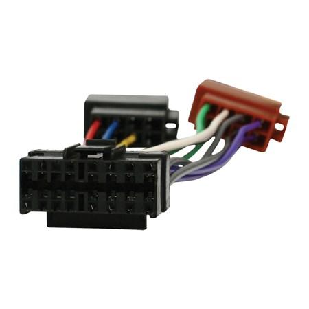 ISO kabel pro autorádio JVC 16pin