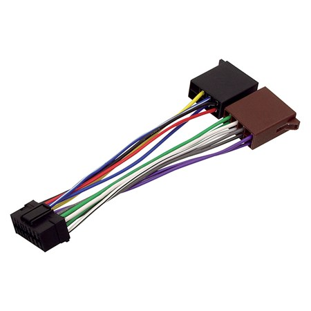 ISO kabel pro autorádio Sony 16pin HQ ISO-SONY16P