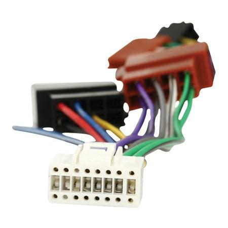 ISO kabel pro autorádio Alpine 16pin HQ ISO-ALPINE16P