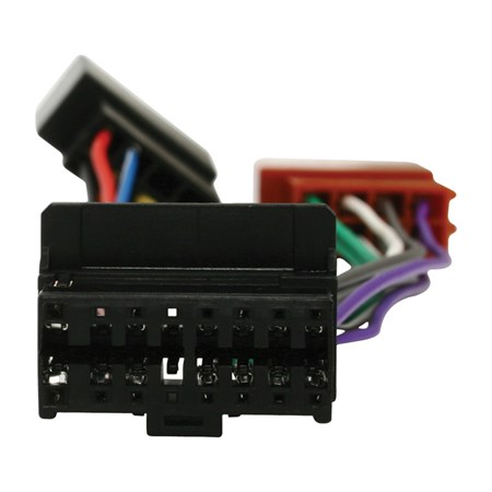 ISO kabel pro autorádio Pioneer 16pin (modely od roku 2002) HQ ISO-PION16P02