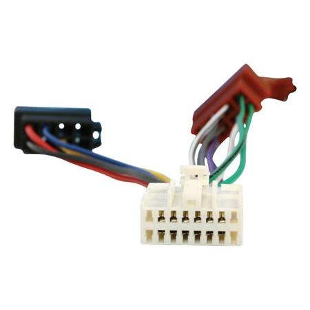 ISO kabel pro autorádio Panasonic 16pin
