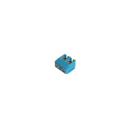 Svorkovnice   2x rozteč 3.5mm,v=9mm ploš.spoj