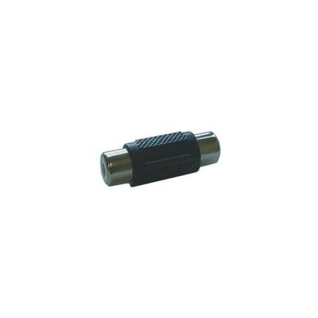 Spojka CINCH kabel/ 1xzdířka-1xzdířka