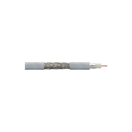 Vodič koax  Nordix CM401 Al 100m PVC