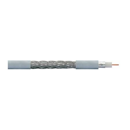 Vodič koax  Nordix CM401 Al 200m PVC