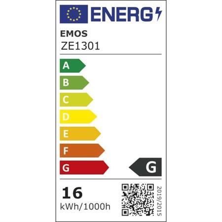 Žárovka halogenová MR16 16W ECO