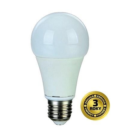 Žárovka LED A60 E27 12W bílá přírodní SOLIGHT