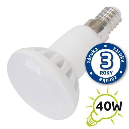 Žárovka LED R50 E14 5W bílá přírodní TIPA