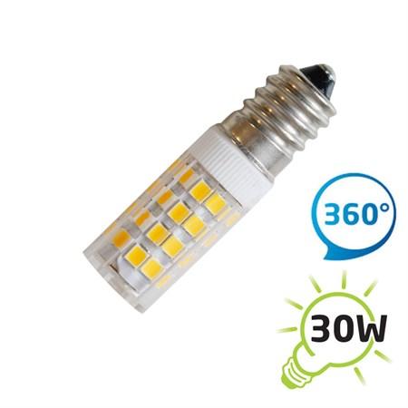 Žárovka LED E14 3,5W bílá teplá (mini) TIPA