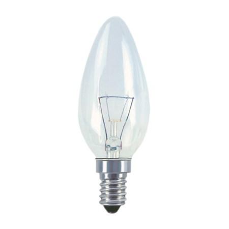 Žárovka otřesuvzdorná C37 E14 25W