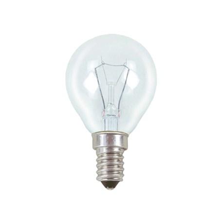 Žárovka otřesuvzdorná P45 E14 25W