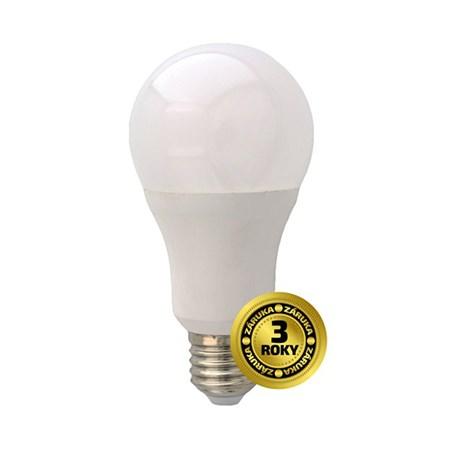 Žárovka LED A60 E27 15W bílá teplá SOLIGHT