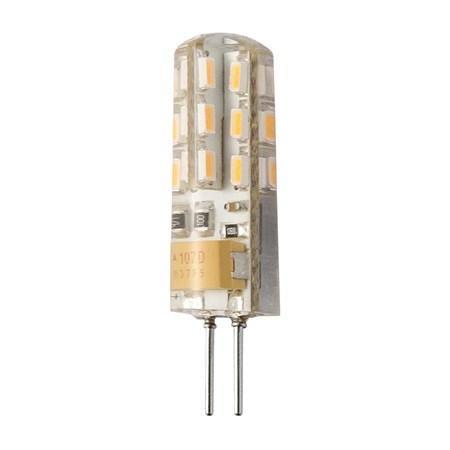 Žárovka LED JC G4 1,5W bílá teplá RETLUX