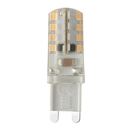 Žárovka LED G9 2,5W bílá teplá RETLUX