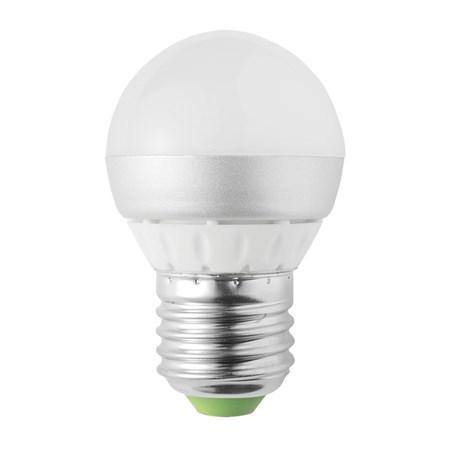 Žárovka LED G45 E27 4W bílá studená RETLUX