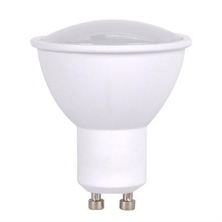 Žárovka LED SPOT GU10 5W bílá studená SOLIGHT