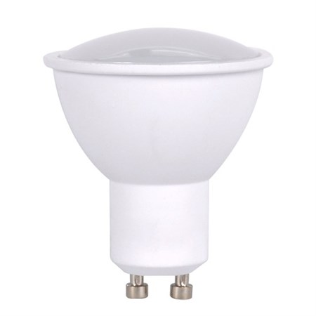 Žárovka LED SPOT GU10 3W bílá přírodní SOLIGHT WZ315A